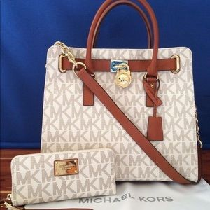 Michael kors purse and wallet NWT